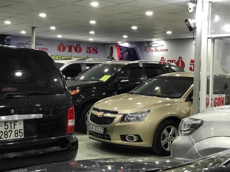Mua xe ô tô biển số tỉnh giá cao nhất thị trường