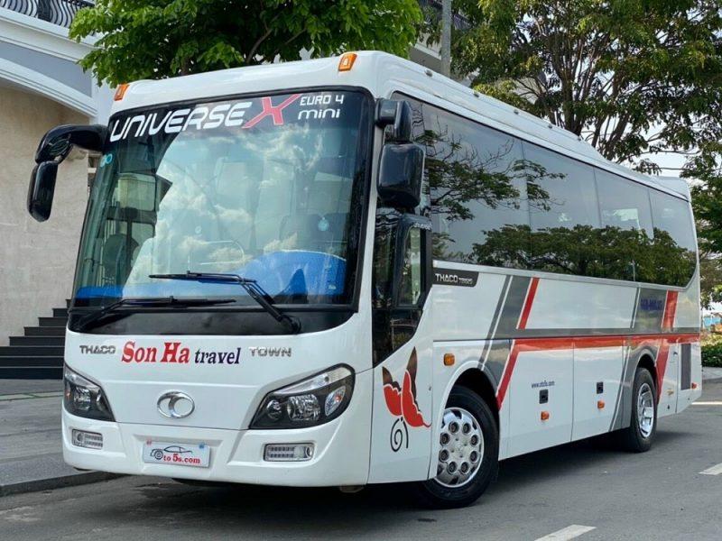 Ô Tô 5S chuyên thu mua xe 29 chỗ toàn quốc