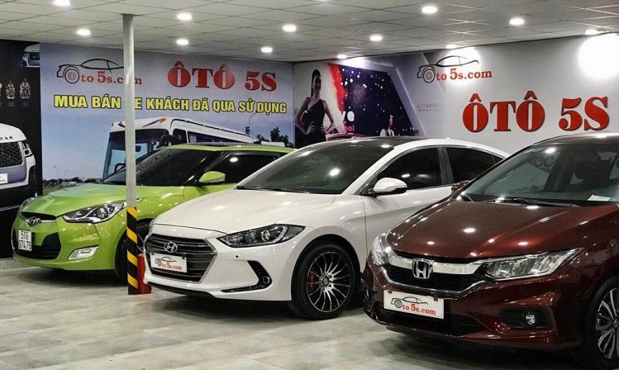 Thu mua xe ô tô bán tải giá cao