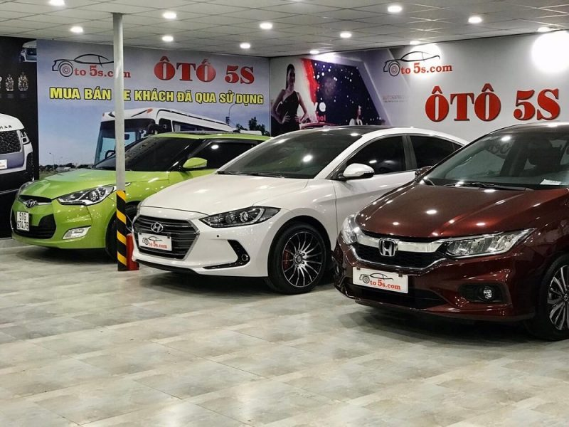 Ô Tô 5S chuyên thu mua xe ô tô cũ giá cao nhất thị trường hiện nay
