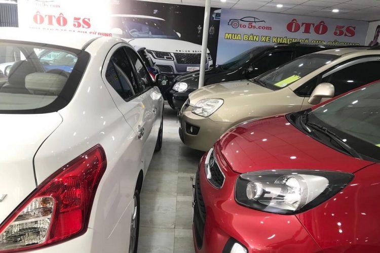 Thu mua xe ô tô cũ tại Long An giá cao
