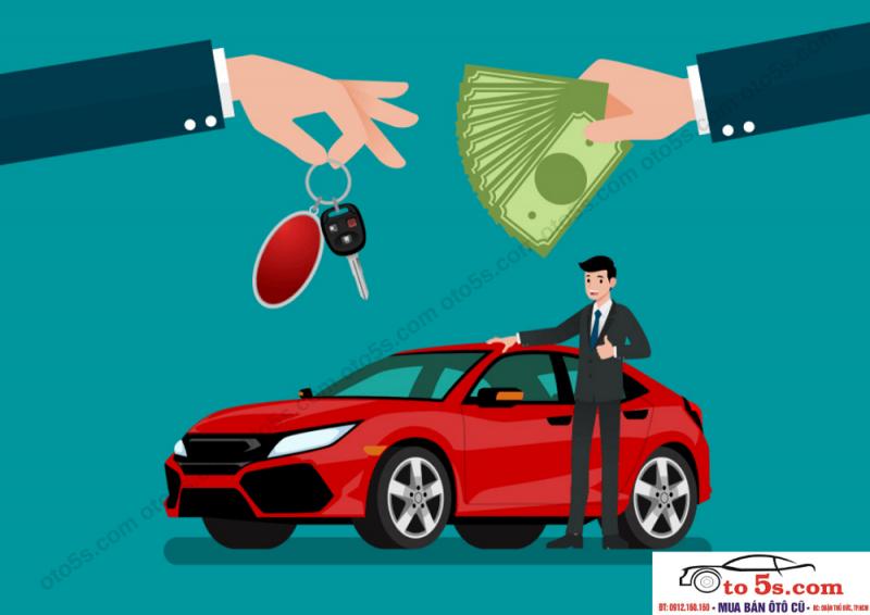 Ô Tô 5S - Đơn vị thu mua xe ô tô cũ giá cao