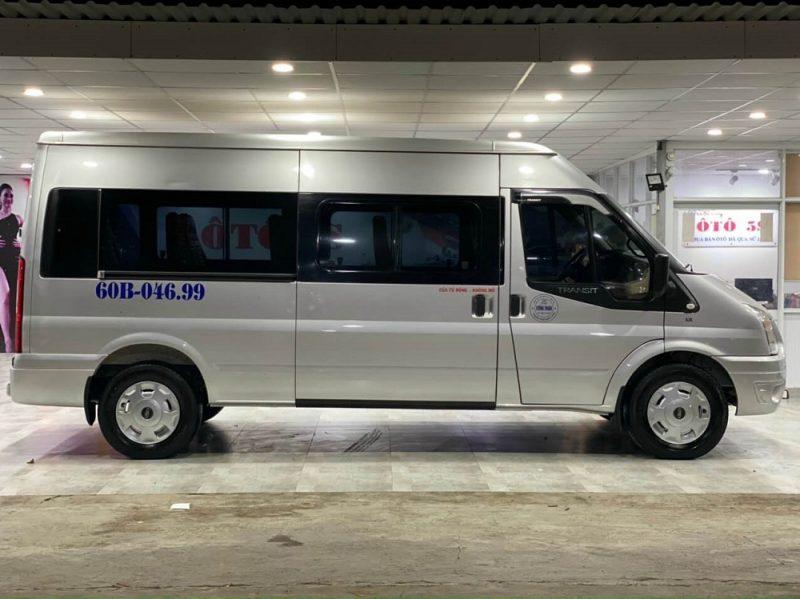 Chuyên thu mua xe Ford Transit 16 chỗ đã qua sử dụng giá cao